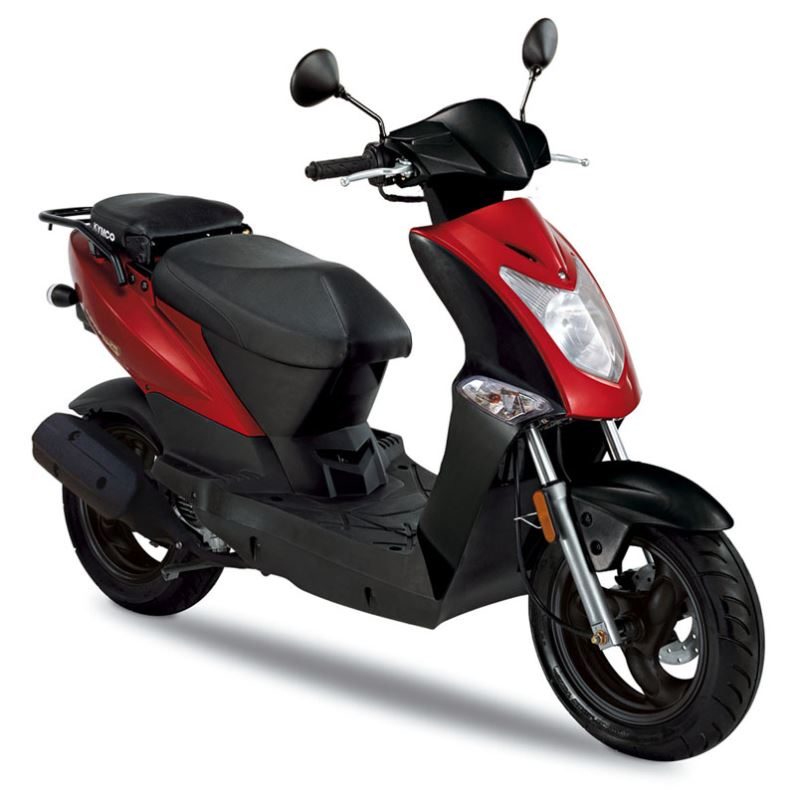 motorcycle photo KYMCO - AGILITY 50 F(2014) SCOOTER