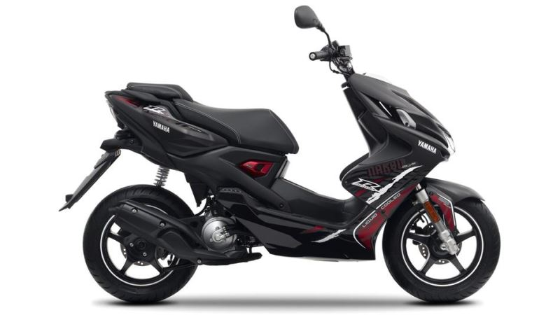 motorcycle photo YAMAHA - AEROX R NAKED(2015) SCOOTER