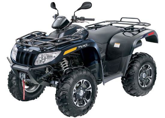 motorcycle photo ARCTIC CAT - 700i XT(2014) ATV