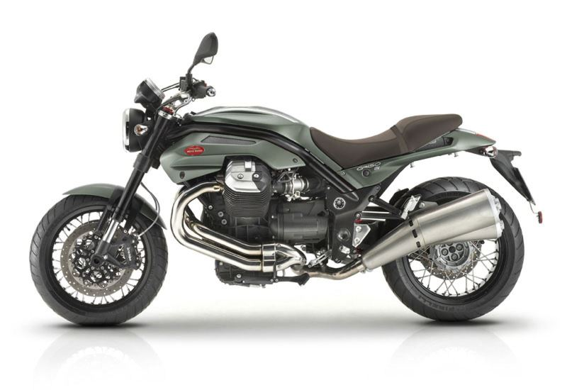 motorcycle photo MOTO GUZZI - GRISO 8V Special Edition(2015) STREET