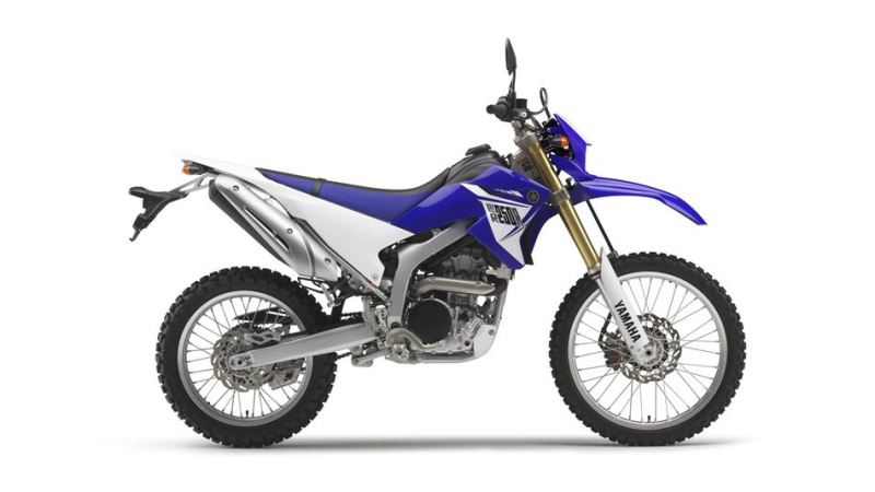 Yamaha WR 250 R (2017-18) - MotorcycleSpecifications.com