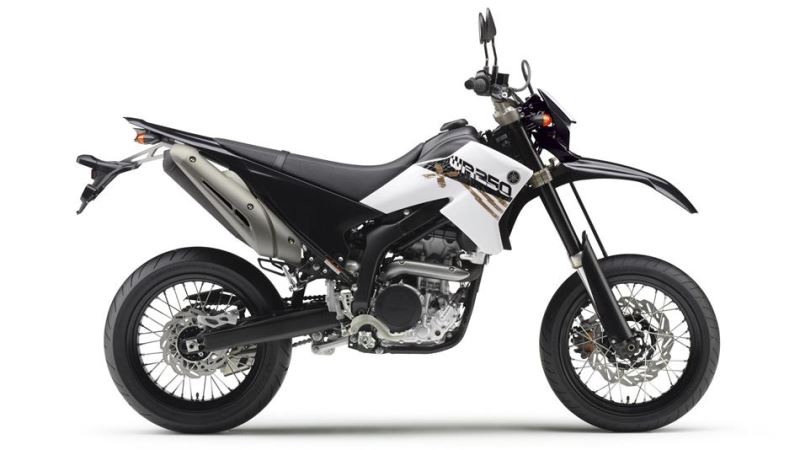 2016 Yamaha WR250F Review