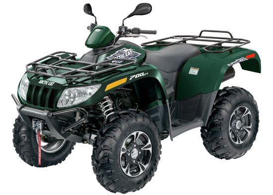 motorcycle photo ARCTIC CAT - 700i XT(2015) ATV