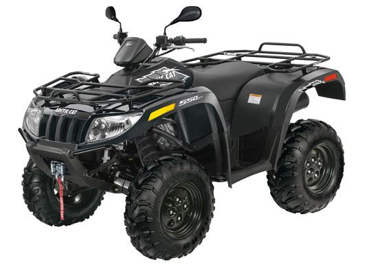 motorcycle photo ARCTIC CAT - 550i Αγροτικό(2015) ATV