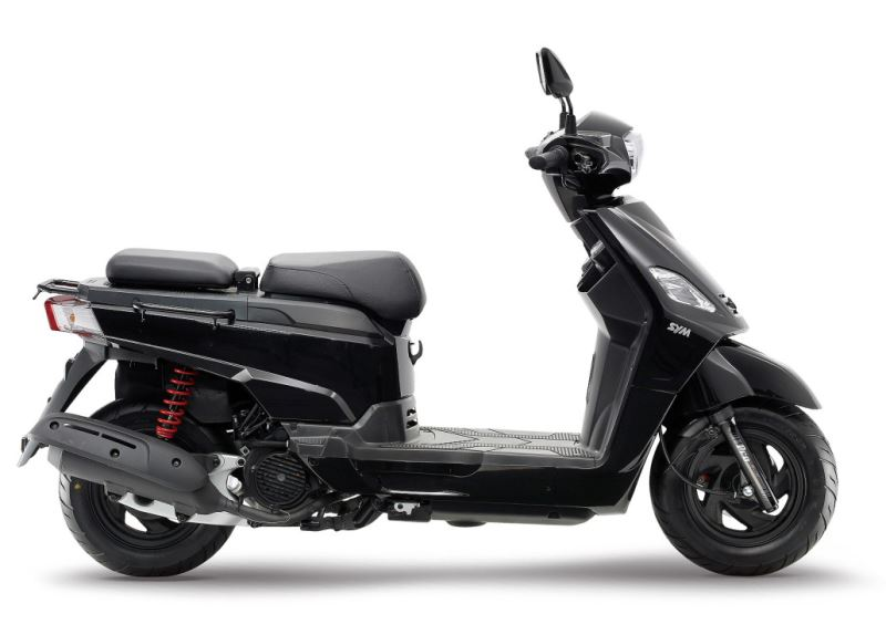 motorcycle photo SYM - COMBIZ 125(2015) SCOOTER