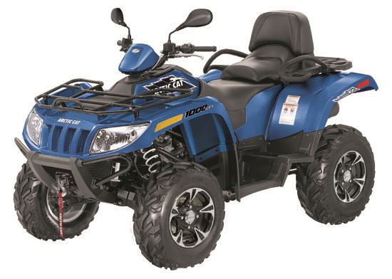 motorcycle photo ARCTIC CAT - 1000i XT TRV Αγροτικό(2015) ATV
