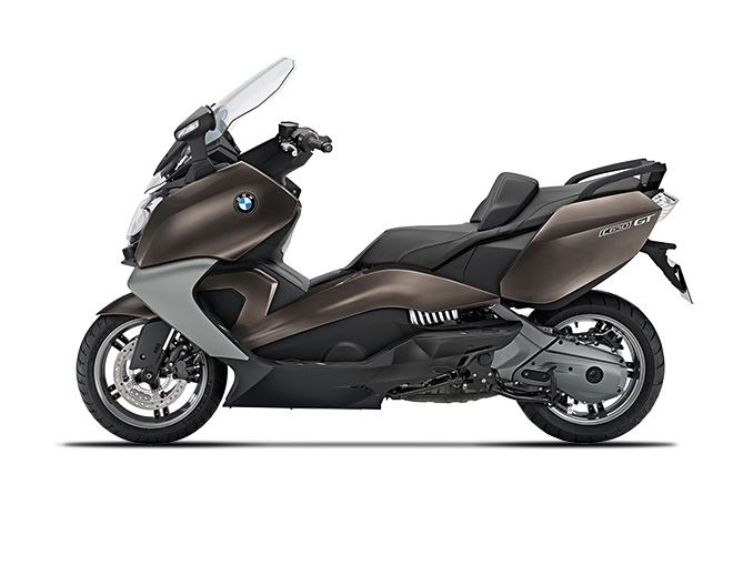 motorcycle photo BMW - C 650 GT(2015) SCOOTER
