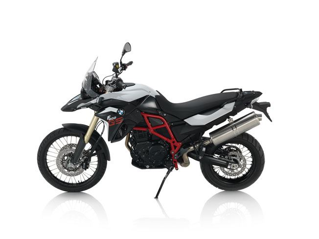 motorcycle photo BMW - F 800 GS(2015) ON-OFF