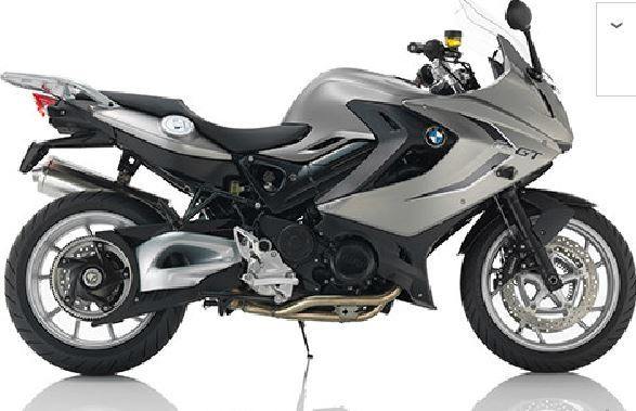 motorcycle photo BMW - F 800 GT(2015) SP.TOURING