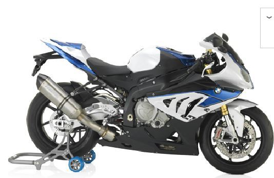motorcycle photo BMW - HP 4(2015) SPORT
