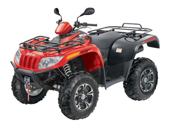 motorcycle photo ARCTIC CAT - 550i XT(2014) ATV