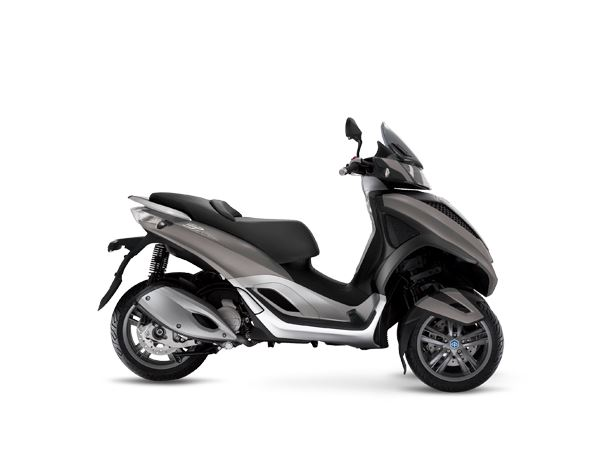 motorcycle photo PIAGGIO - MP3 YOURBAN 300IE(2014) SCOOTER