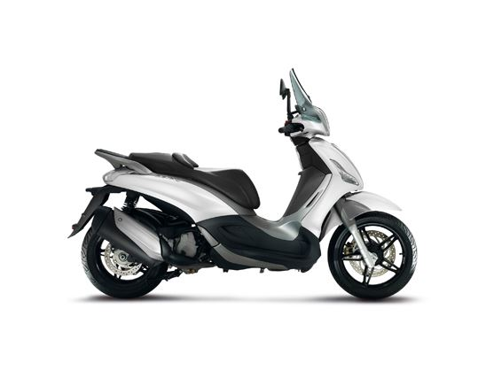 motorcycle photo PIAGGIO - BEVERLY SPORT TOURING 350IE ABS(2015) SCOOTER
