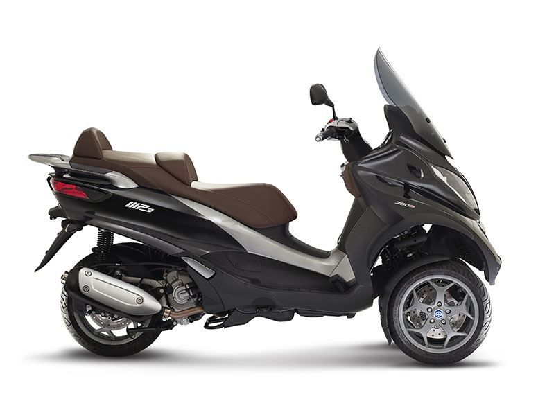 motorcycle photo PIAGGIO - MP3 LT BUSINESS 300IE ABS(2015) SCOOTER