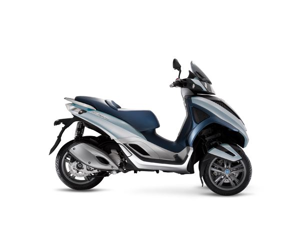 motorcycle photo PIAGGIO - MP3 YOURBAN 300IE(2015) SCOOTER