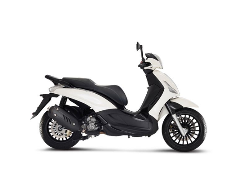 motorcycle photo PIAGGIO - LIBERTY 50 2T(2015) SCOOTER