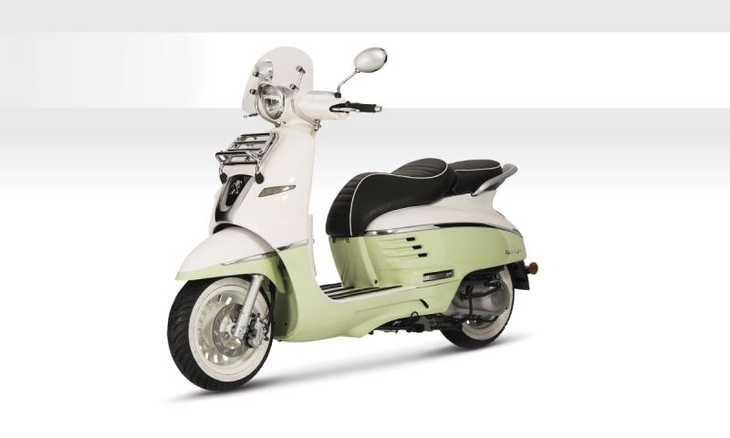 motorcycle photo PEUGEOT - DJANGO EVASION 150(2015) SCOOTER