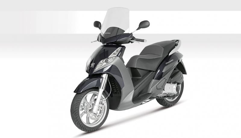 motorcycle photo PEUGEOT - GEOPOLIS 250 ABS(2015) SCOOTER