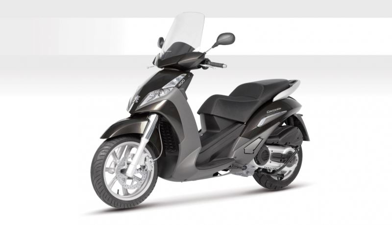 motorcycle photo PEUGEOT - GEOPOLIS 400 ABS(2015) SCOOTER