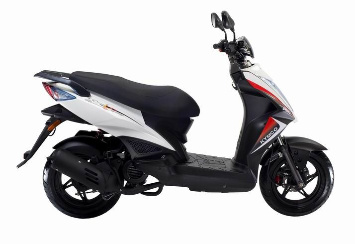 motorcycle photo KYMCO - AGILITY RS 50 NAKED(2015) SCOOTER