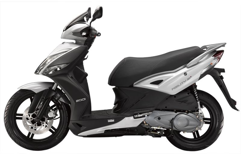 motorcycle photo KYMCO - AGILITY 16+ 50 4T(2015) SCOOTER