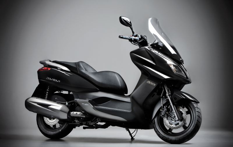 motorcycle photo KYMCO - DOWNTOWN 300i ABS(2015) SCOOTER