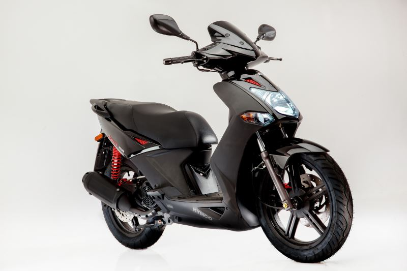 motorcycle photo KYMCO - AGILITY CITY 200i(2015) SCOOTER