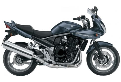 motorcycle photo SUZUKI - GSF 1250S BANDIT ABS (2014) SP.TOURING