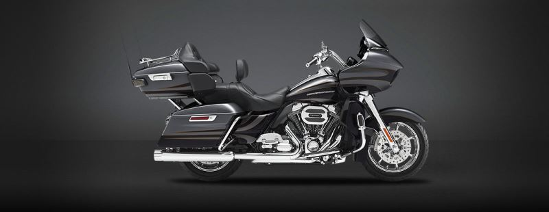 motorcycle photo HARLEY DAVIDSON - CVO Road Glide Ultra(2016) TOURING
