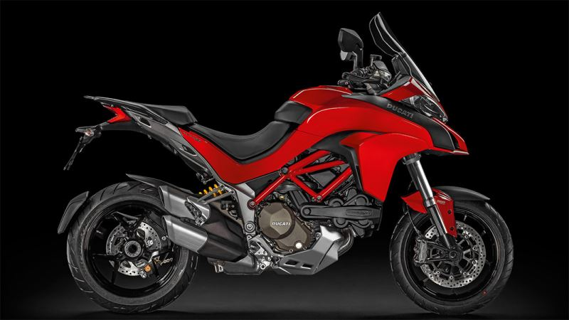 motorcycle photo DUCATI - MULTISTRADA 1200(2015) ON-OFF