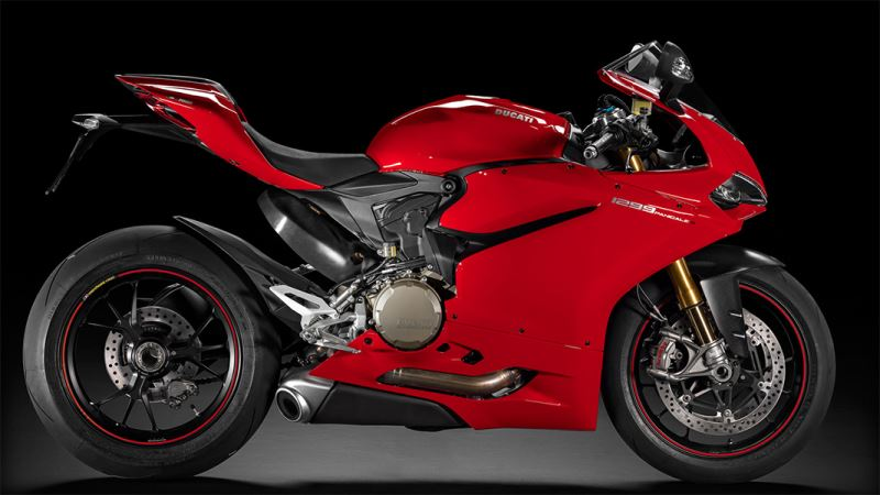 motorcycle photo DUCATI - 1299 PANIGALE S(2015) SPORT