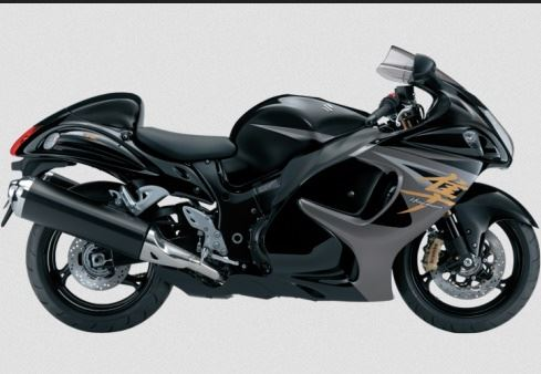 motorcycle photo SUZUKI - HAYABUSA 1300 ABS(2014) SPORT