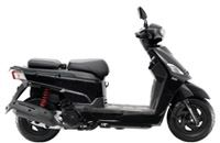 motorcycle photo SYM - COMBIZ 125(2014) SCOOTER