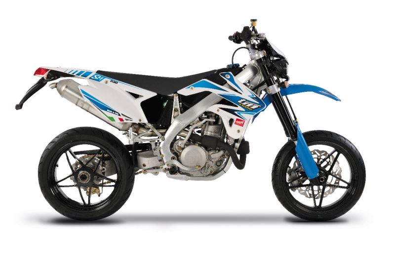motorcycle photo TM - 530F SMM (2014) SUPERMOTO