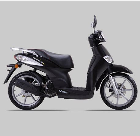 motorcycle photo KEEWAY - GOCCIA 50 4T(2015) SCOOTER