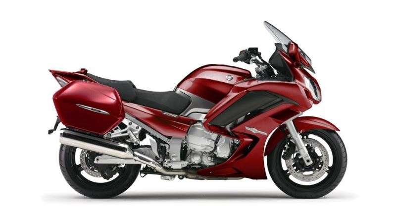 motorcycle photo YAMAHA - FJR 1300A(2014) SP.TOURING