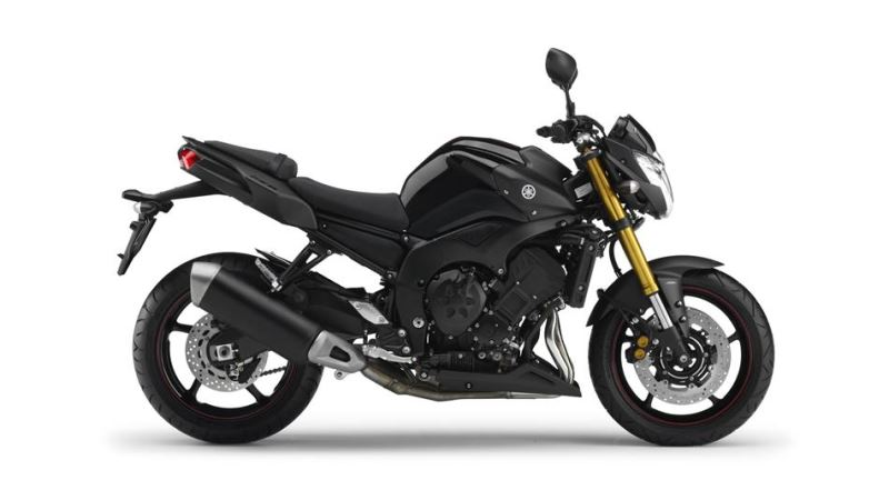 motorcycle photo YAMAHA - FZ8 ABS(2014) STREET