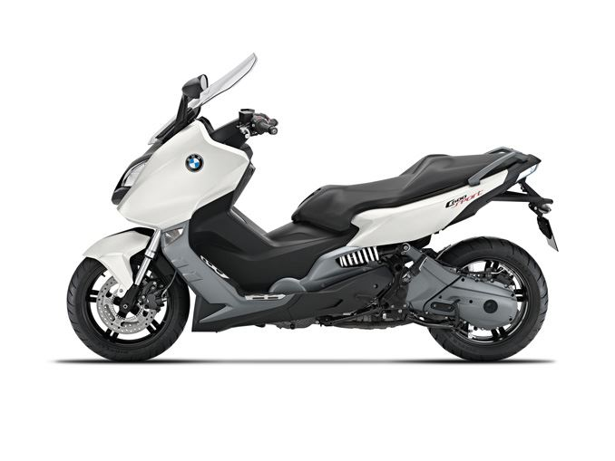 motorcycle photo BMW - C 600 SPORT(2012) SCOOTER