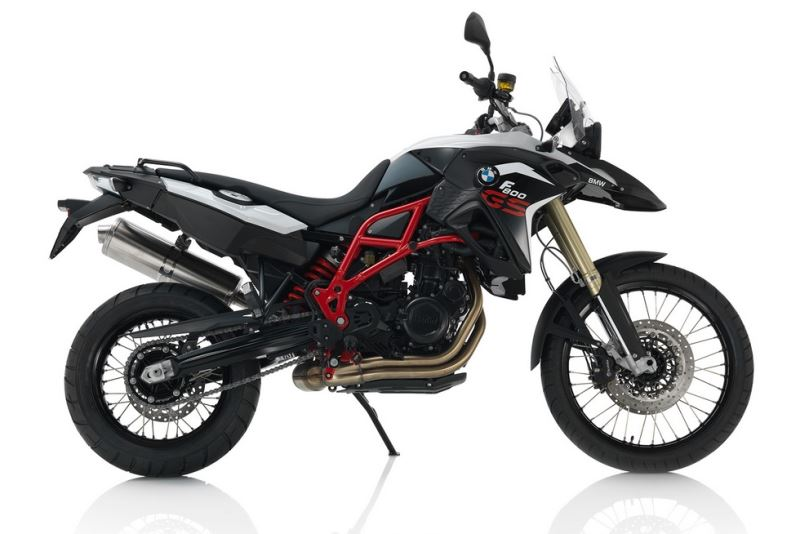 motorcycle photo BMW - F 800 GS(2014) ON-OFF