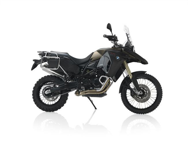 motorcycle photo BMW - F 800 GS ADVENTURE(2014) ON-OFF