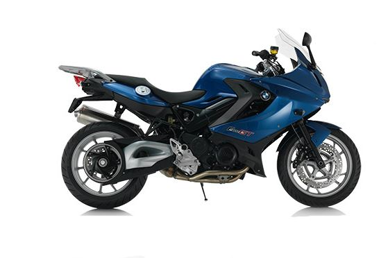 motorcycle photo BMW - F 800 GT(2014) SP.TOURING