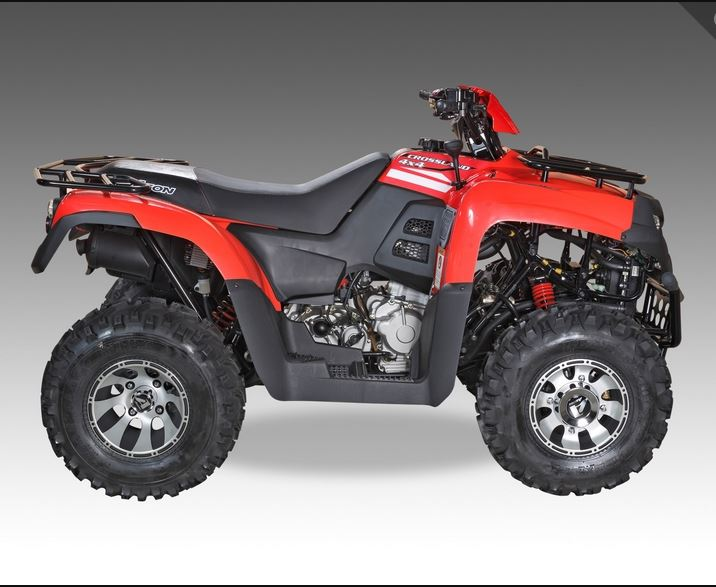 motorcycle photo AEON - CROSSLAND RX 400 2x4(2015) ATV