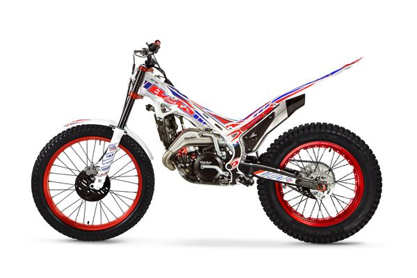 motorcycle photo BETA - EVO Factory 250 2T(2015) TRIAL