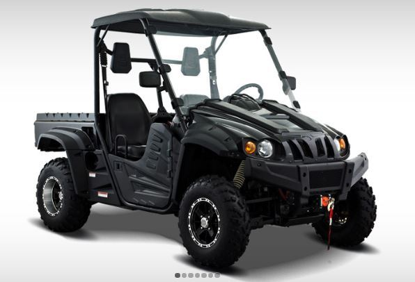 motorcycle photo GTK MOTO - GTK 500 UTV(2015) UTV